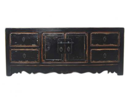 lack schwarz kommode online bestellen bei yatego. Black Bedroom Furniture Sets. Home Design Ideas