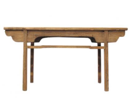 China Shanxi 1810 Tisch Anrichte Beistelltisch helle Ulme Landhausstil - Vorschau