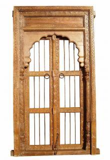 Märchenhafte sehr seltene Tür/Bogen/Tor/Gitter aus Indien
