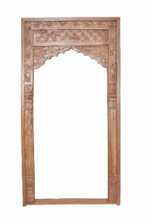 Märchenhafte, sehr seltene Tür/Bogen/Tor/Gitter aus Indien - Vorschau