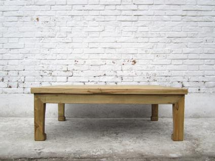 CHINA medium sized low table console natural pine wood tavolino I D SD.D.51 - Vorschau