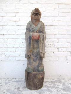 China Skulptur Schwein Horoskop Figur buddhistisch Pappel 100 Jahre alt von Luxury Park