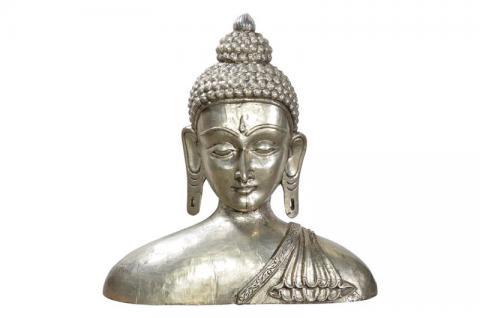 Große Buddha Büsteschwere Auszuschließenden überhartholzkern