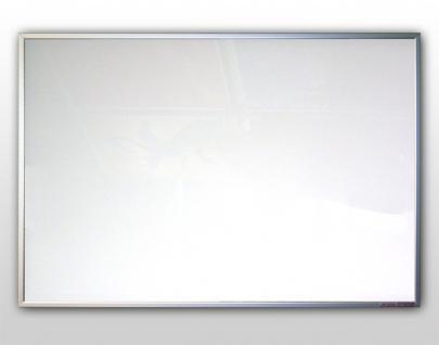 Infrarotheizung Nomix White 500 Watt - Glasheizung & Alurahmen