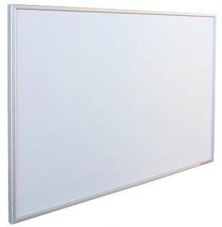 Infrarotheizung PowerSun Reflex - 600 Watt, Alurahmen, 60x120cm, Oberfläche weiß, mineralisiert