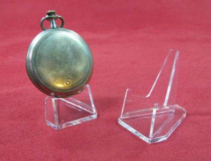 Taschenuhrenständer, 3 Stück