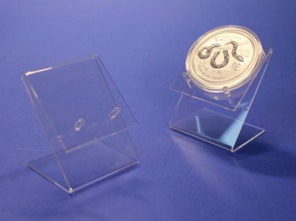 5 Münzenständer, Medaillenständer ST-03 - Vorschau 3