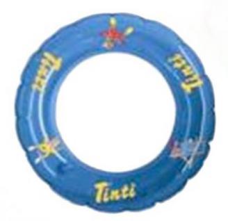 Tinti Lustig bedruckter Schwimmring mit Tinti Motiv 511