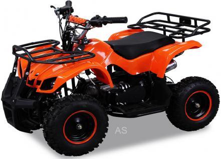 Allstars Quad Torino 49 cm³ Mini-Quad orange
