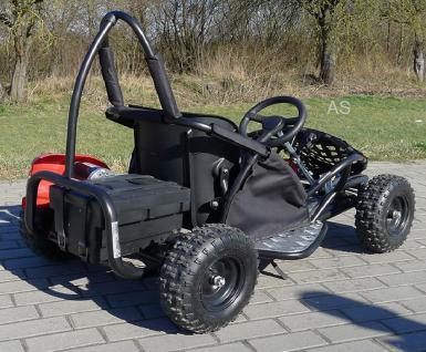 Kinderauto Elektrokinderauto Racer 1000W Elektro-Buggy Pocketbike E-BuggyElektro Kinderauto Mini ElektroPocket Buggy - Elektro-GoKart