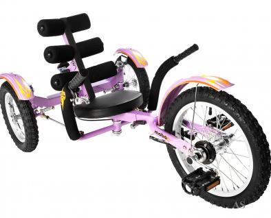 Allstars MOBO® Cruiser Mobito 3 Dreirad lila