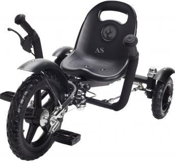 Allstars MOBO® Cruiser Tot 3 Dreirad schwarz