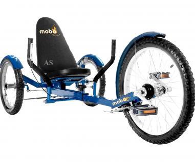 Allstars MOBO® Cruiser TRITON PRO 3 Dreirad blau