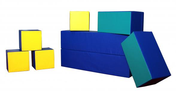 b nfer bausteinsatz 8 tlg softbausteine medi bausteine gro bausteine schaumstoff kaufen bei. Black Bedroom Furniture Sets. Home Design Ideas