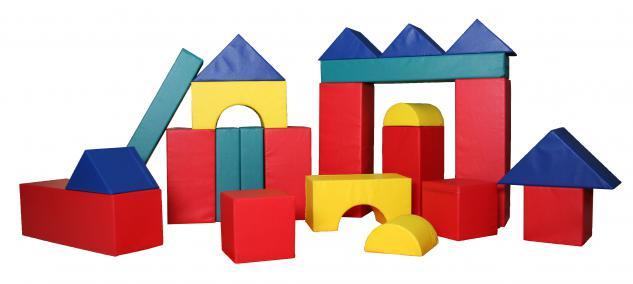 b nfer bausteinsatz 23 tlg softbausteine maxi bausteine gro bausteine schaumstoff kaufen bei. Black Bedroom Furniture Sets. Home Design Ideas