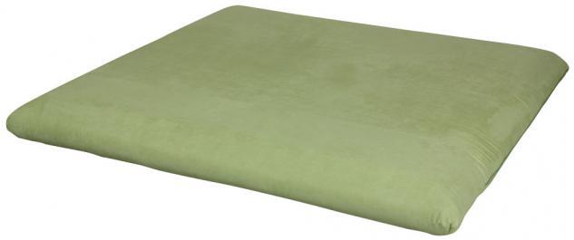 Bänfer Kindermöbel Kuschelmatratze Kinderliege Matratze 1, 2 x 1, 2 m Bezugwahl - Vorschau 2