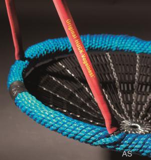 huck vogelnestschaukel vogelnest reiherhorst 120 cm blau kaufen bei euro direkt consulting ltd. Black Bedroom Furniture Sets. Home Design Ideas