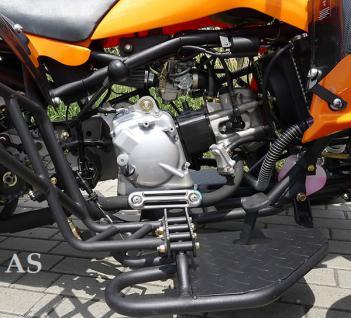 Allstars Quad 300cc Speedstar orange Straßenzulassung Zweisitzer - Vorschau 3