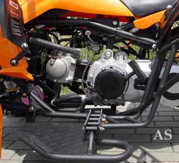 Allstars Quad 300cc Speedstar orange Straßenzulassung Zweisitzer - Vorschau 4