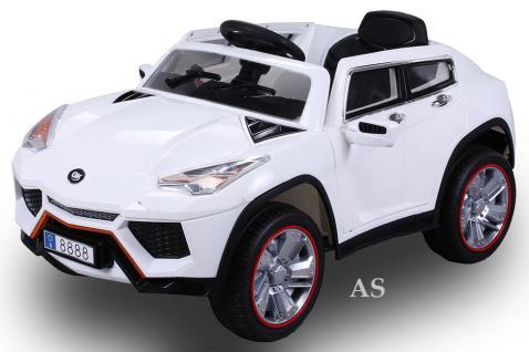 Elektrokinderauto Lambo Utus FB 25W Roadster weiß - Vorschau 1