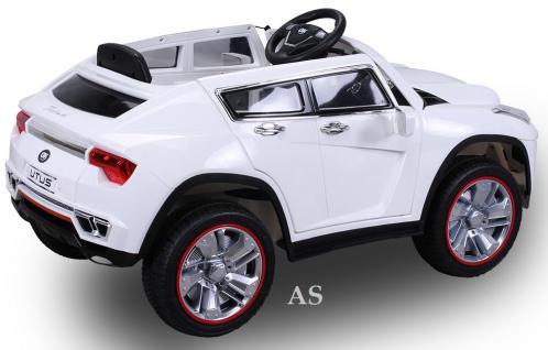 Elektrokinderauto Lambo Utus FB 25W Roadster weiß - Vorschau 2