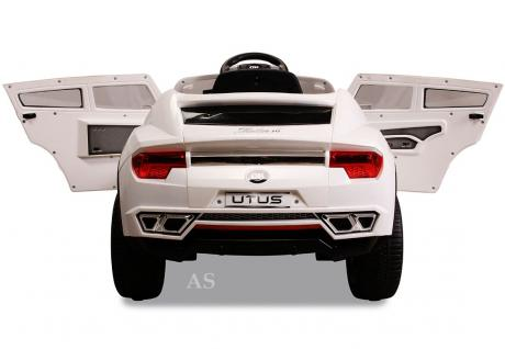 Elektrokinderauto Lambo Utus FB 25W Roadster weiß - Vorschau 3