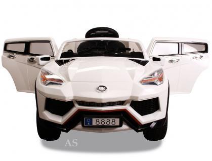 Elektrokinderauto Lambo Utus FB 25W Roadster weiß - Vorschau 4