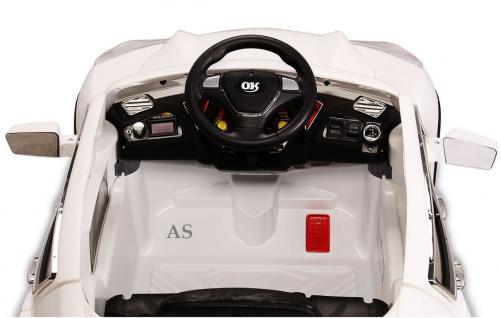 Elektrokinderauto Lambo Utus FB 25W Roadster weiß - Vorschau 5