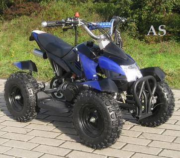 Allstars Pocketquad blau Cobra 49 cc 2-Takt Miniquad