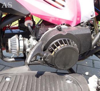Allstars Pocketquad Cobra 49cc pink Miniquad - Vorschau 3