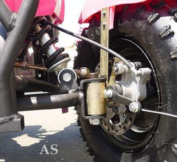 Allstars Pocketquad Cobra 49cc pink Miniquad - Vorschau 5