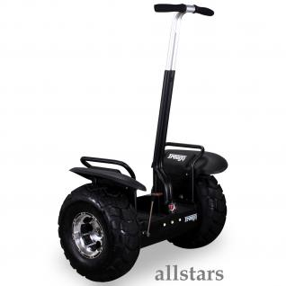 Allstars Self-Balance-Scooter FREEGO Deluxe F3 Offroad 2