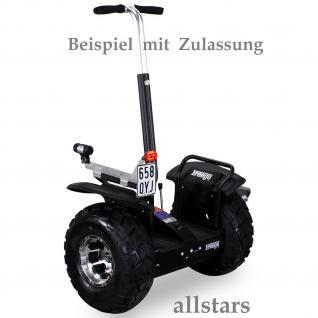 Allstars Self-Balance-Scooter FREEGO Deluxe F3 Offroad 3