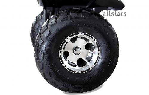 Allstars Self-Balance-Scooter FREEGO Deluxe F3 Offroad 4