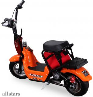 allstars mini elektrobike e bike elektro motorrad 350w. Black Bedroom Furniture Sets. Home Design Ideas