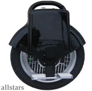 Allstars Solowheel 112 Classic Monokel elektrisches Einrad Balance-Scooter schwarz - Vorschau 1