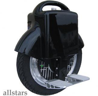 Allstars Solowheel 112 Classic Monokel elektrisches Einrad Balance-Scooter schwarz - Vorschau 2