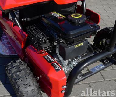 Allstars Buggy GoKart Kinderquad Quad SQ80 80cc Pocketquad rot - Vorschau 3