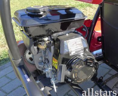 Allstars Buggy GoKart Kinderquad Quad SQ80 80cc Pocketquad rot - Vorschau 5
