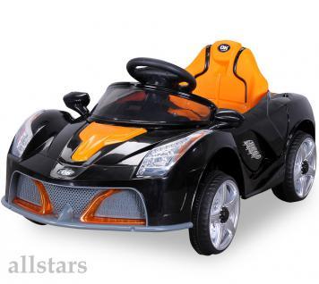 Allstars Kinderauto Kinderelektroauto Kinder-Elektroauto JE198 SUV orange