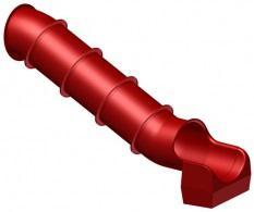 Beckmann Rutsche L= 6, 1 m PH= 3, 0 m Röhrenrutsche Modulröhrenrutsche