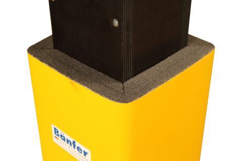 Bänfer Schutzpolster Prallschutz quadratisch 1 m Leichtschaumkern Farbwahl Protect