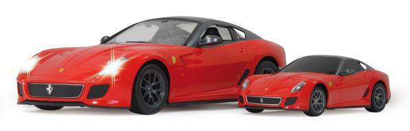 jamara auto 1 14 ferrari 599 gto rot ferngesteuert rc auto. Black Bedroom Furniture Sets. Home Design Ideas