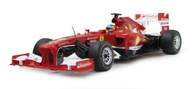 Jamara Ferrari F1 rot 1:12 Modellauto Formel 1 Saison 2012 Funk 27 MHz RC-Auto