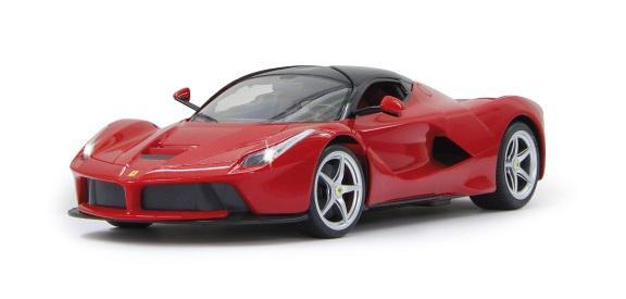 RC Auto Ferrari LaFerrari 1:14 rot LED Licht Funk Schmetterlings-Türen Jamara - Vorschau 2