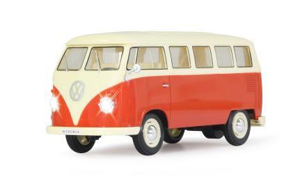 RC Auto VW T1 Bus 1:16 Funk Modelauto LED Licht Volkswagen ferngesteuert Jamara