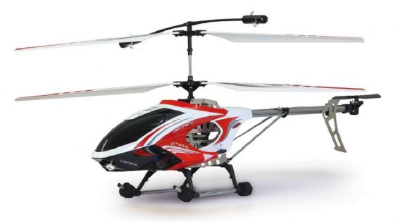 RC Hubschrauber District Turbo Helikopter Gyro Modell Funk 2, 4 GHz Heli Jamara