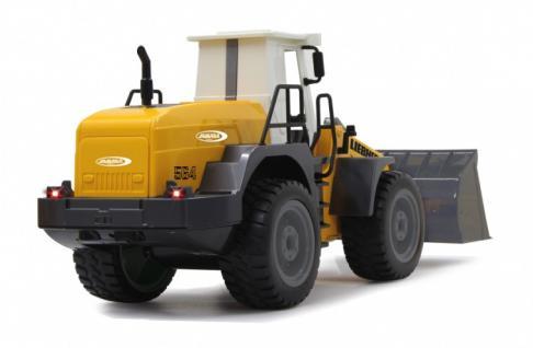 Jamara Radlader Liebherr 564 1:20 ferngesteuert Baufahrzeug RC-Auto - Vorschau 2