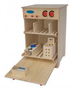 allstars Puppenmöbel Puppenspülmaschine Maxi Kinderspülmaschine Spielspülmaschine