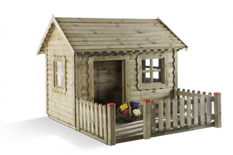 allstars spielhaus lucas kinderspielhaus gartenhaus mit. Black Bedroom Furniture Sets. Home Design Ideas